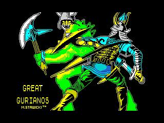 Great Gurianos (Great Gurianos)