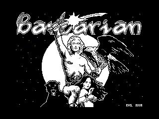 Barbarian (Barbarian)