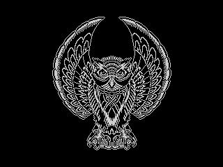 Totem: owl
