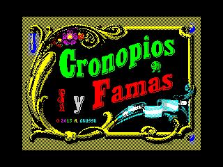 Cronopios Y Famas (Cronopios Y Famas)