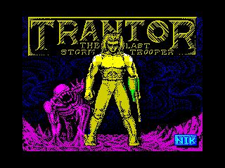 Trantor: The Last Stormtrooper (Trantor: The Last Stormtrooper)