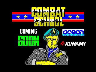 Athena 128 Combat School Ad (Athena 128 Combat School Ad)