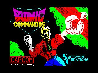 Bionic Commando (Bionic Commando)