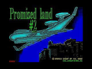 promised land 2 (promised land 2)