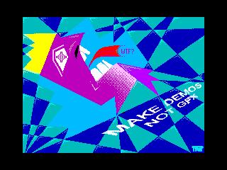 Make Demos Not Gfx (Make Demos Not Gfx)