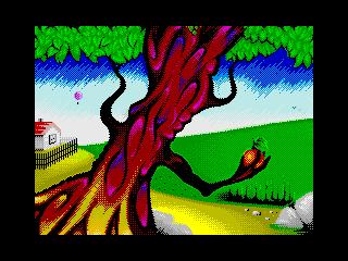 Mr. Tree (Mr. Tree)