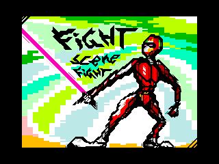 Fight Scene Fight! (Fight Scene Fight!)