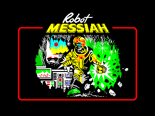 Robot Messiah (Robot Messiah)
