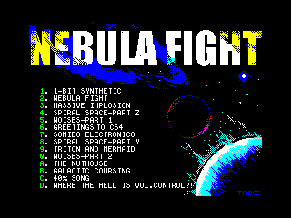 Nebula Fight (Nebula Fight)