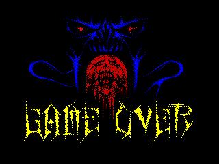 Megaball gameover (Megaball gameover)