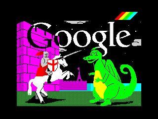 St. George's Day and 30th anniversary of the ZX Spectrum (St. George's Day and 30th anniversary of the ZX Spectrum)