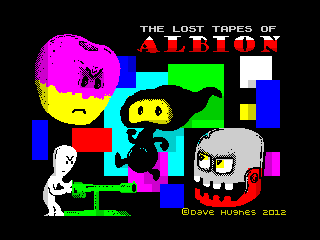 Lost Tapes of Albion, The (Lost Tapes of Albion, The)