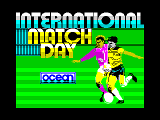 International Match Day (International Match Day)