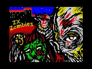 ZX Zombies (ZX Zombies)