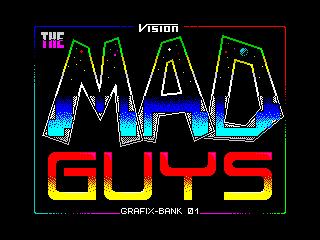 Mad guys gfx bank1 (Mad guys gfx bank1)