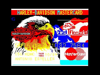 HARLEY-DAVIDSON MASTERCARD (HARLEY-DAVIDSON MASTERCARD)