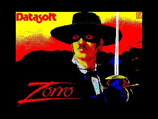 Zorro Ver.1 (Zorro Ver.1)