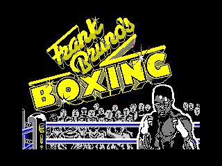 Frank Bruno's Boxing (Frank Bruno's Boxing)