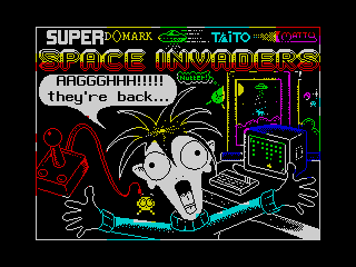 Super Space Invaders (Super Space Invaders)
