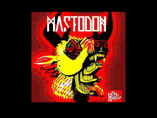 Mastodon — The Hunter