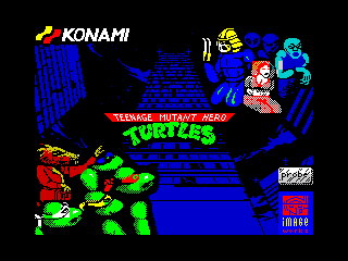 Teenage Mutant Hero Turtles (Teenage Mutant Hero Turtles)