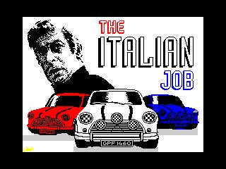 The Italian Job (The Italian Job)