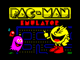 Pacman Emulator (2016)(Simon Owen)