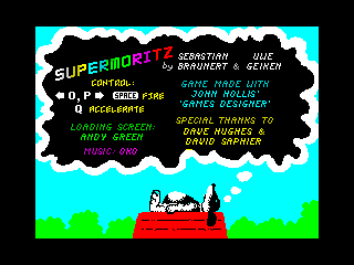 Super Moritz (Super Moritz)