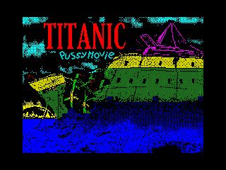 Titanic Pussy Movie