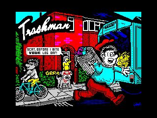 Trashman (Trashman)