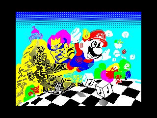 Super Mario bros. (Super Mario bros.)