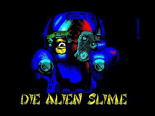 Die Alien Slime (Die Alien Slime)