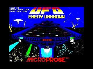 Ufo: Enemy Unknown (Ufo: Enemy Unknown)