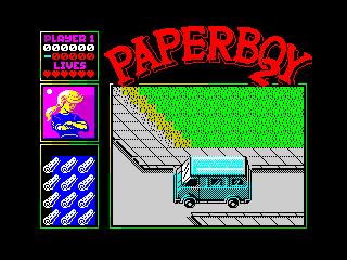 Paperboy 2 ingame 2 (Paperboy 2 ingame 2)