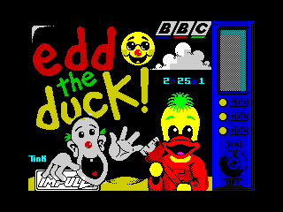 Edd the Duck (Edd the Duck)