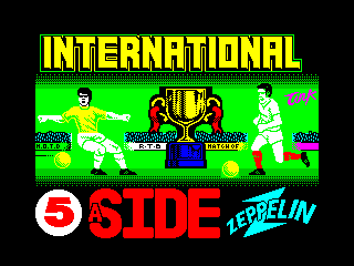 International 5-a-Side (International 5-a-Side)