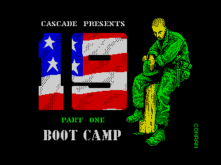 19 Part 1: Boot Camp