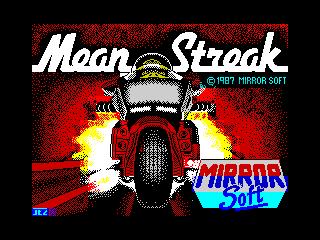 Mean Streak (Mean Streak)