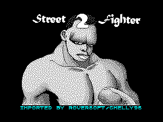 Street Fighter 2 (Street Fighter 2)
