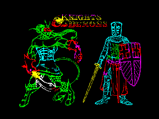 Knights & Demons (Knights & Demons)