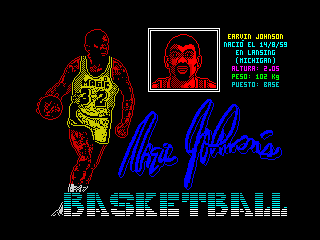 Magic Johnson's Basketball (Magic Johnson's Basketball)