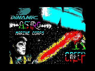 Astro Marine Corps (Astro Marine Corps)
