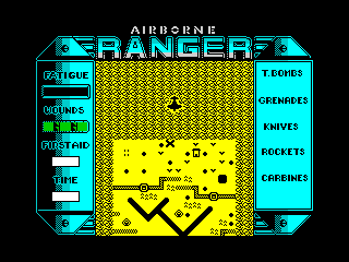 Airborne ranger (in-game 2) (Airborne ranger (in-game 2))