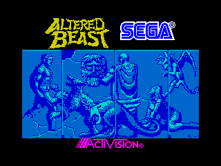 Altered Beast intro 2