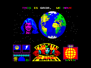Captain Planet (Captain Planet)