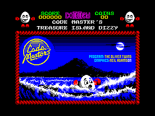 Treasure Island Dizzy (Treasure Island Dizzy)