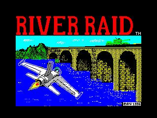 River Raid (River Raid)
