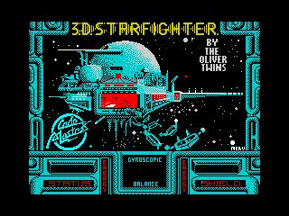 Starfighter, 3D (Starfighter, 3D)