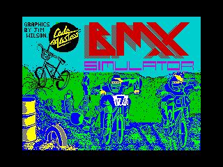 BMX Simulator (BMX Simulator)