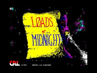 Loads of Midnight